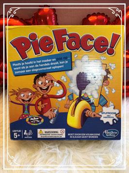 Pie Face speel .