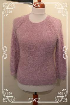 Zachte roze trui van Zara Girls maat 164