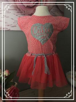Vrolijk jurkje van Zeeman - maat 86