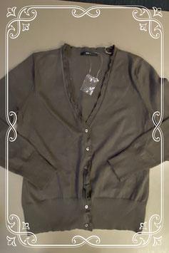 Nieuw! Leuk bruin vest van Hema in maat L