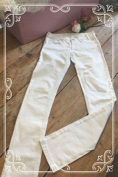 Witte jeans van Cars-maat W34-L33