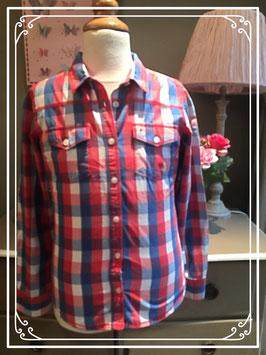 Geruite bloes van Tumble 'n Dry - maat 146-152