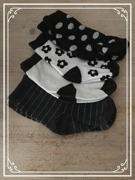 Eerste baby sokjes set