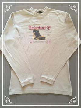 Timberland shirt met opdruk - maat 134-140