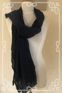 Nette blauwe sjaal