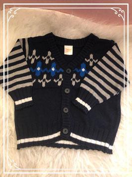 Mooi vestje Dirkje Comfort Babywear maatje 80