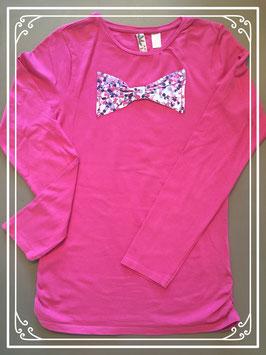 Roze shirt van Okaidi - maat 152-158