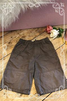 Taupé korte broek van Palomino - Maat 98