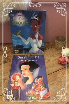 2 leuke stripboeken van Disney