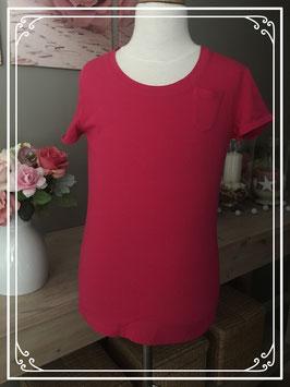 Nieuw: Roze t-shirt van HEMA - maat 158 - 164