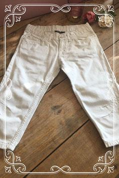 Witte kniebroek van Mexx-maat 158