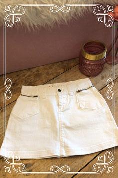 Witte rok van FRANSA - Maat 152