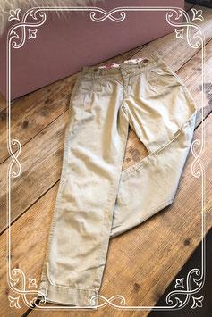 Beige broek van de H&M - Maat 134