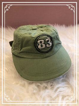 Groene pet - 48 cm