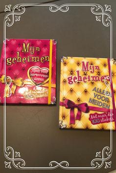 Mijn geheimen: 2 leuke boeken voor meiden en hun vriendinnen