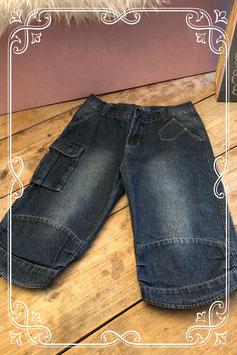 3/4 spijkerbroek van TOUGH KIDS - Maat 164