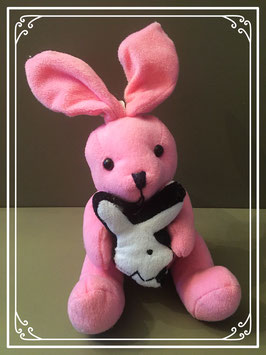 Roze Playboy konijntje