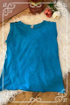 Blauw shirt van ZARA KIDS - maat 152