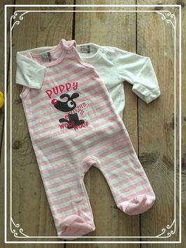 Zachte pyjama set van NewBorn - Maat 62-68