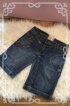 Korte spijkerbroek van Cars Jeans - Maat 158-164
