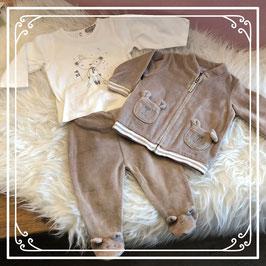 3 delige combi kleding set - Maat 62