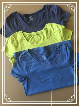 3 basic shirts Hema-maat M
