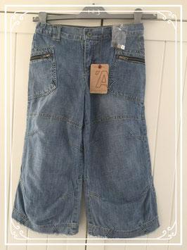 Nieuwe driekwart lichtblauwe jeans van Bonaparte - maat 152