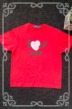 T-shirt met korte mouwen van Bossini Kids maat 122
