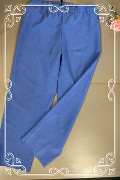 Leuke blauwe broek in maat 40/42
