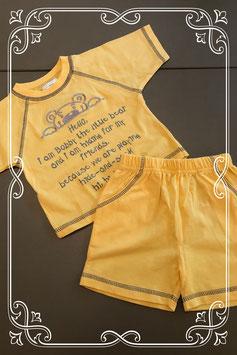Nieuw shirtje en broekje van Zeeman maat 68