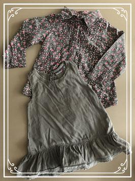 BAKKEBOE kleding set Maat 74