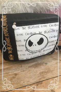 Zwarte tas van The Nightmare before Christmas