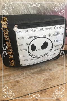 Zwarte tas van The Nightmare before Christmas