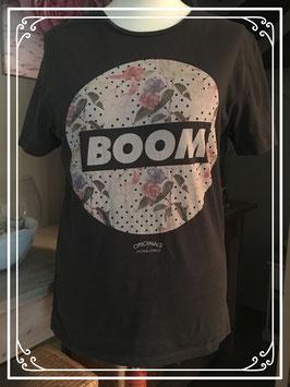 Bruin t-shirt merk Jack&Jones - maat XL