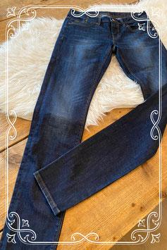 Blauwe skinny jeans van het merk EDC - maat W27/L34 (36)