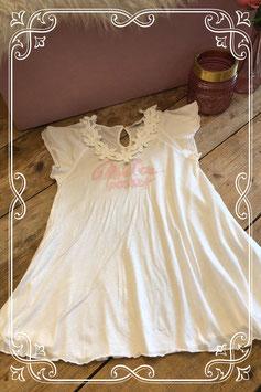 Wit jurkje van Nolita - Maat 152