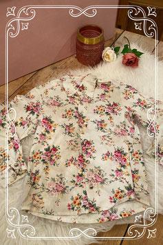 Bloemen blouse van ICEBERG - Maat 122