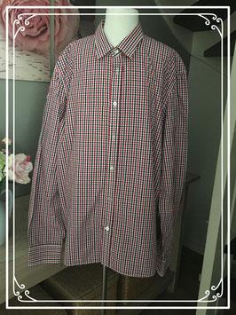 Geruite overhemd van Levis Strauss & Co - maat L