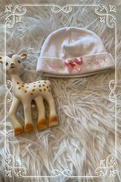 Wit babymutsje
