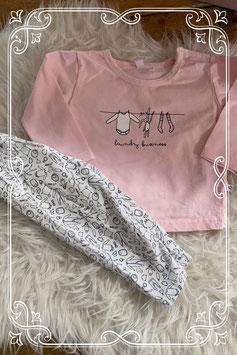 twee-delig pyjama setje - maat 62