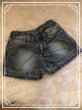 Kort spijkerbroekje van het merk Villa Happ maat - 92