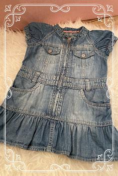 Jeans jurkje H&M - Maat 86