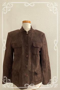 Mooi bruin jasje van Gerry Weber maat 40