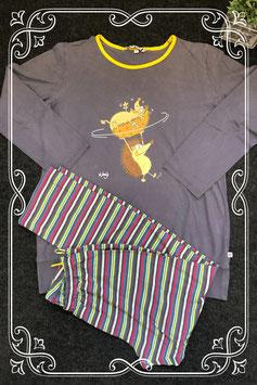2 delige pyjama van Woody maat L