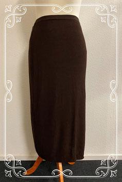Nieuw! Mooie bruine rok van Poools maat 44