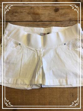 Nieuw: Witte korte broek CalinKalin - Maat 44