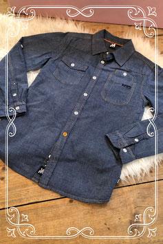 Nette geruite blouse van MTC - Maat 152