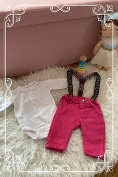 Tweedelige set van Frendz en Zara mini - maat 50-56