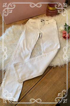 Witte Ralph Lauren broek - Maat 134