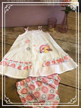 Super schattig jurkje met broekje van Disney Winnie de poeh maatje 92-98